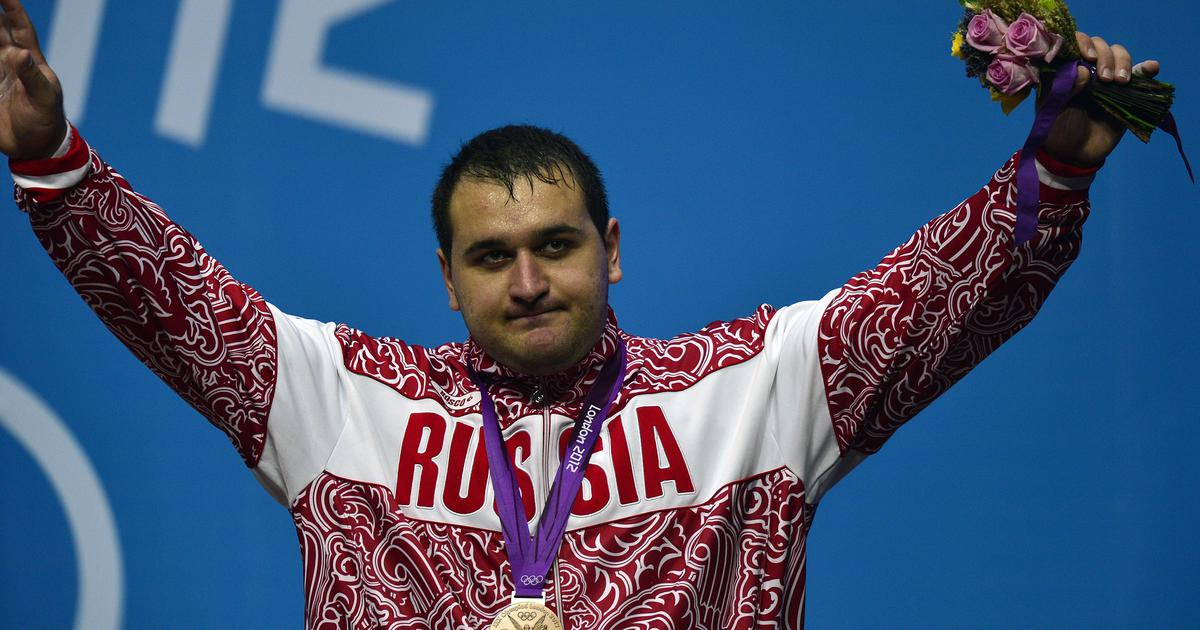Five Russian weightlifters, including two former world champions, provisionally suspended