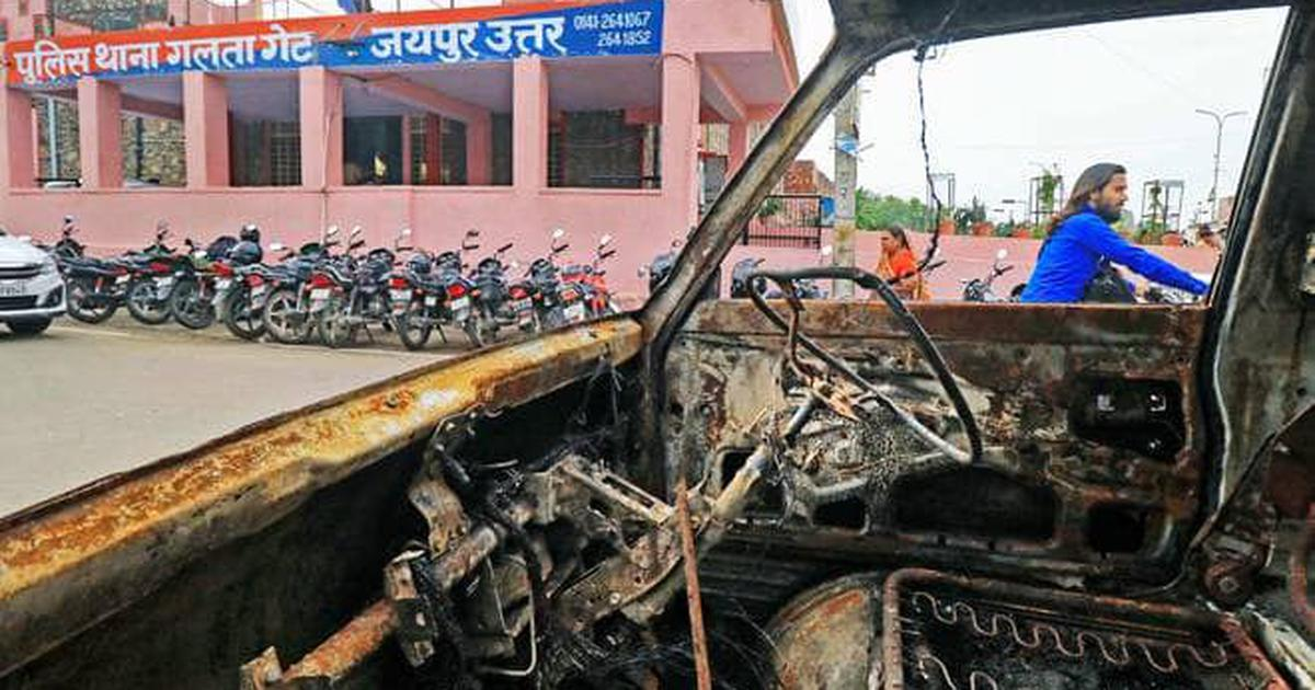 Jaipur clash: Prohibitory orders imposed in parts of the city, 15 arrested so far