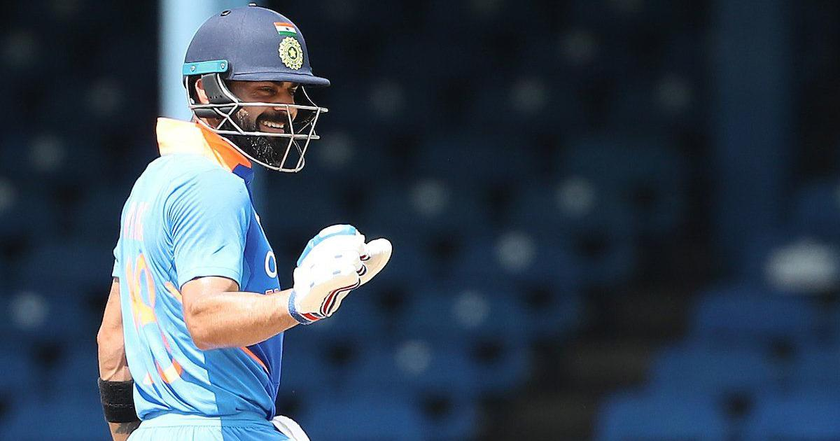 Kohli plays down injury concerns ahead of Test series after hurting thumb during India's 3rd ODI win