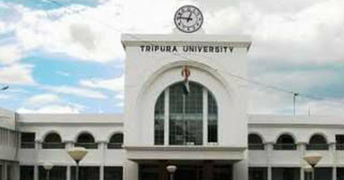 Suspended Tripura university lecturer allegedly attacks journalists, vandalises newspaper office