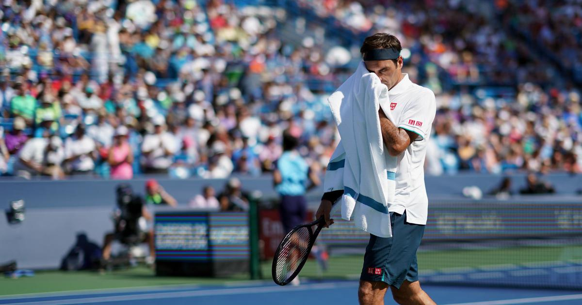 Important to me that I'm injury-free and feeling good: Federer shrugs off shock at Cincinnati