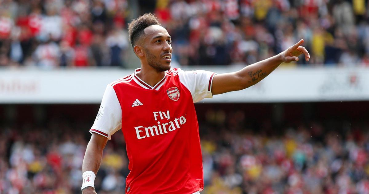 Premier League: Aubameyang nets winner once again as Arsenal defeat Burnley