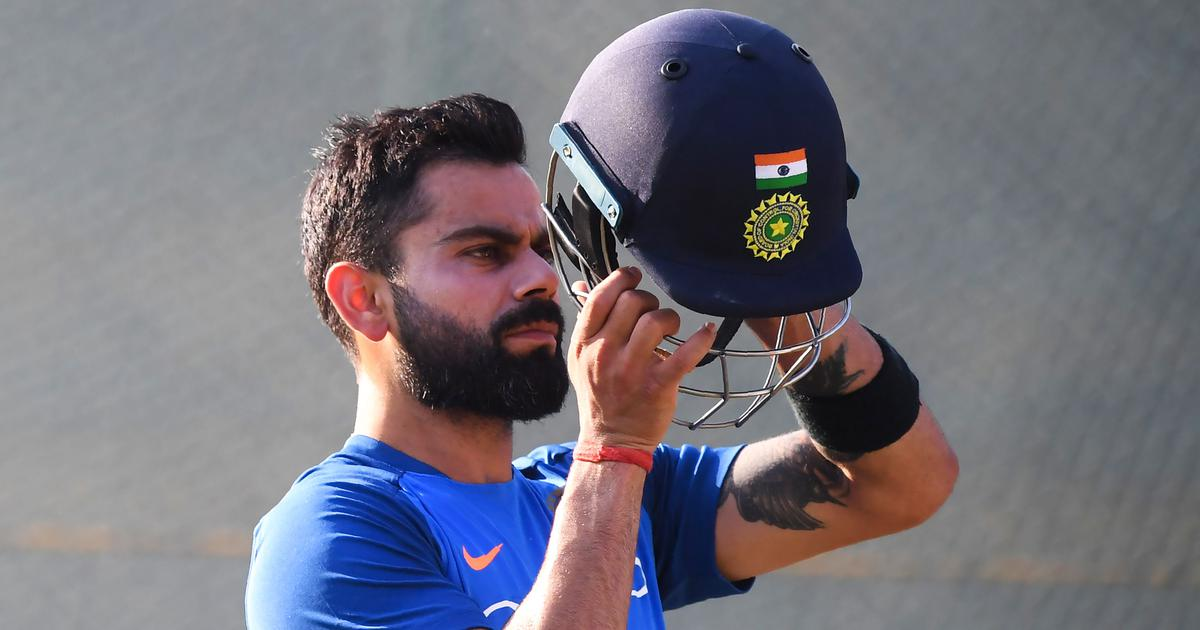 We can't force players to wear helmets with neck guards, says BCCI