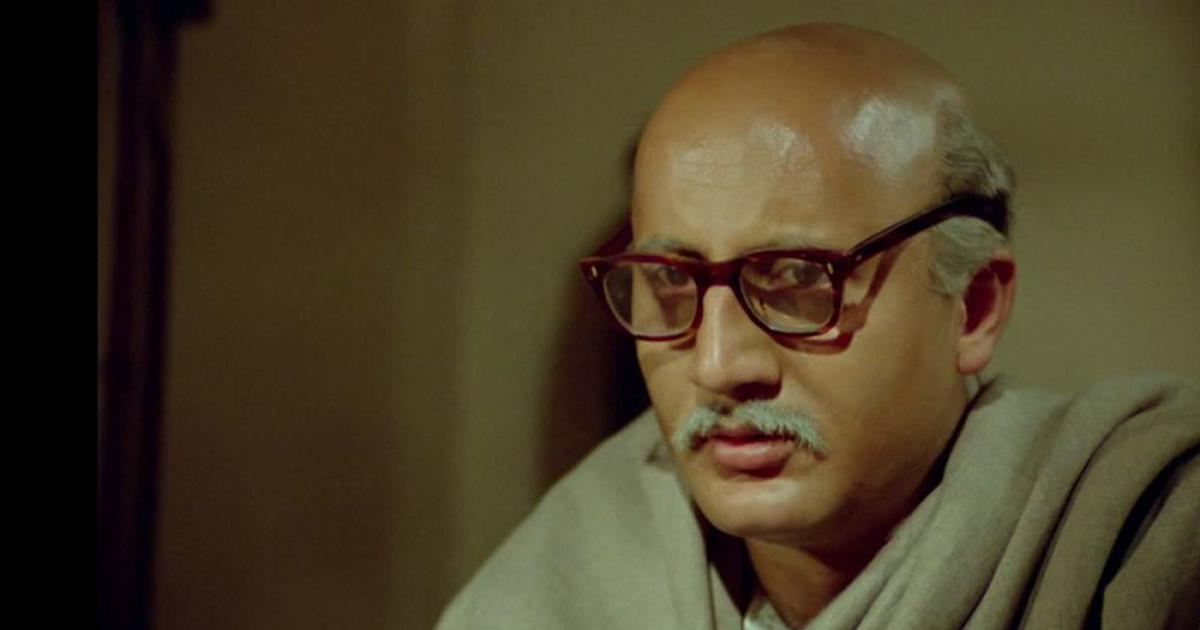 'Saaransh' revisited: 'The 'watershed' that set Anupam Kher on the road to success