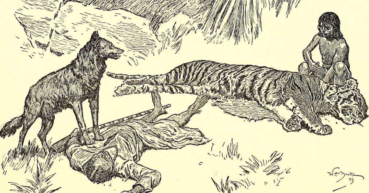 Why Rudyard Kipling fans can be happy: His works are not just about colonial stereotypes
