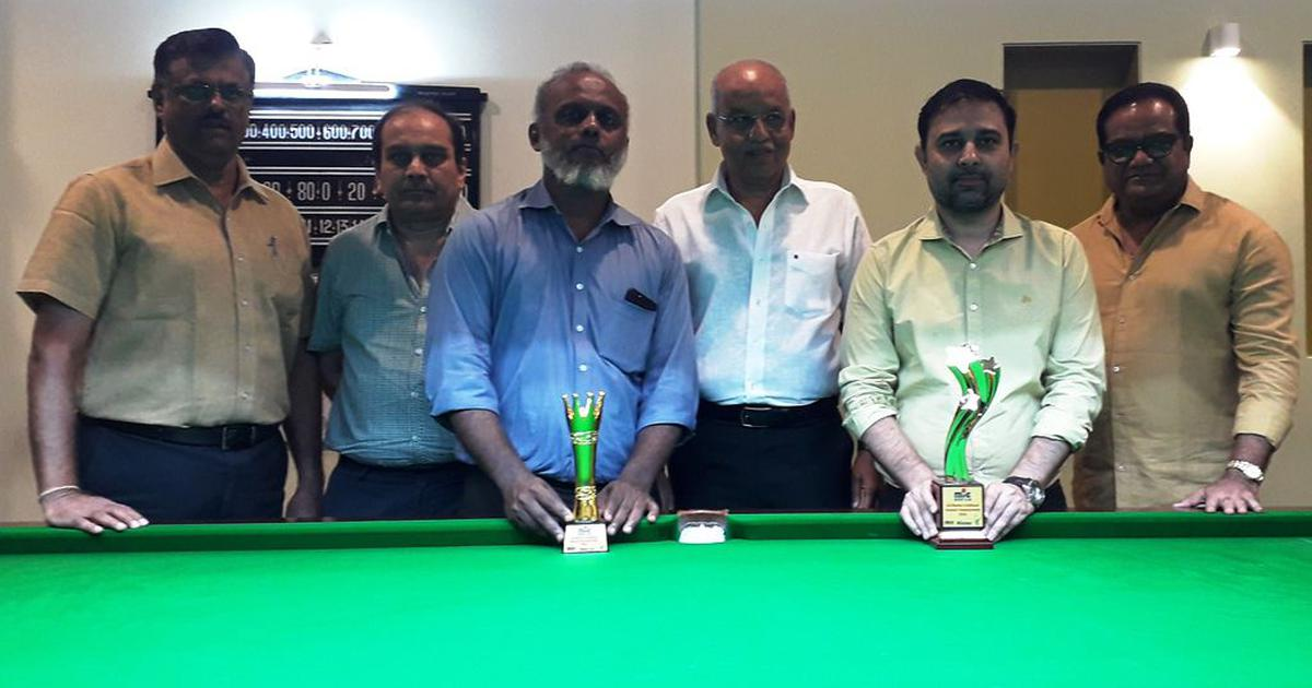 Snooker: Anuj Uppal prevails over Rafat Habib to win 3rd Masters National Championship
