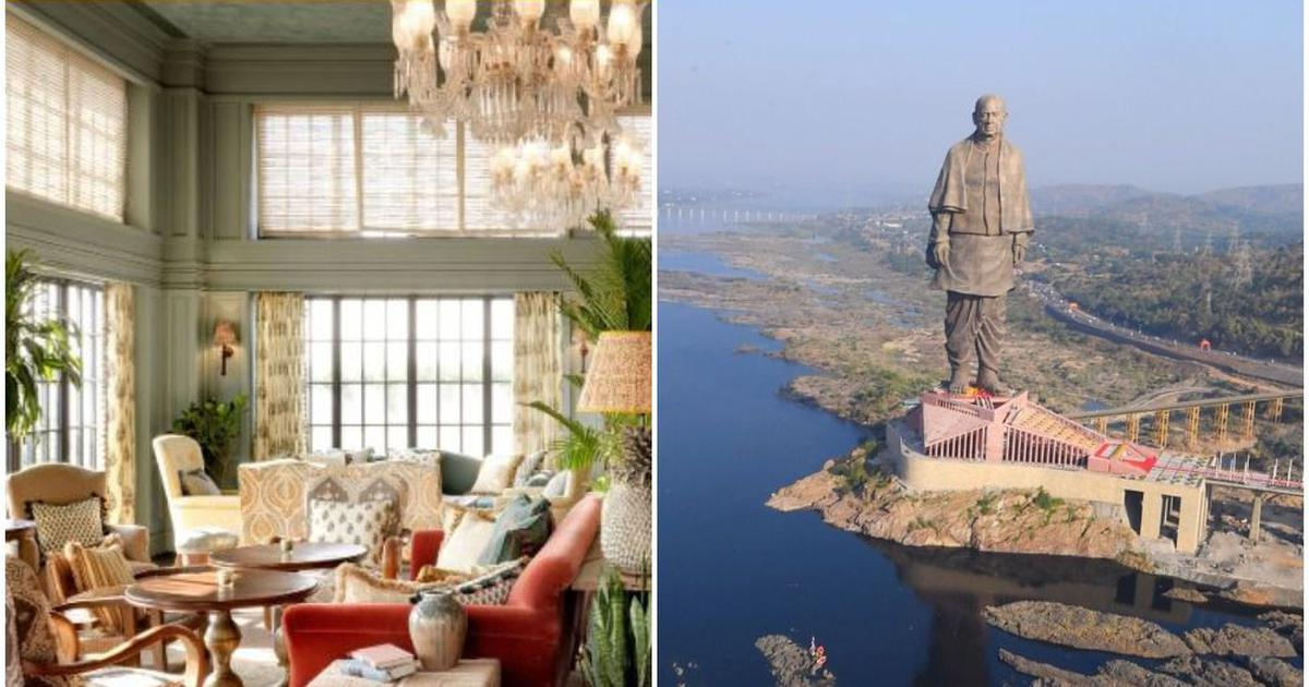 Gujarat's Statue of Unity, Soho House in Mumbai feature in Time's list of world's greatest places