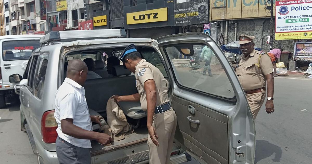 Tamil Nadu, Kerala on high alert after intelligence input about terrorist intrusion