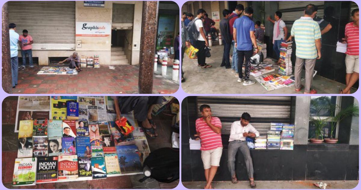 Delhi's Daryaganj second hand books market: Going, going... but not quite gone yet?