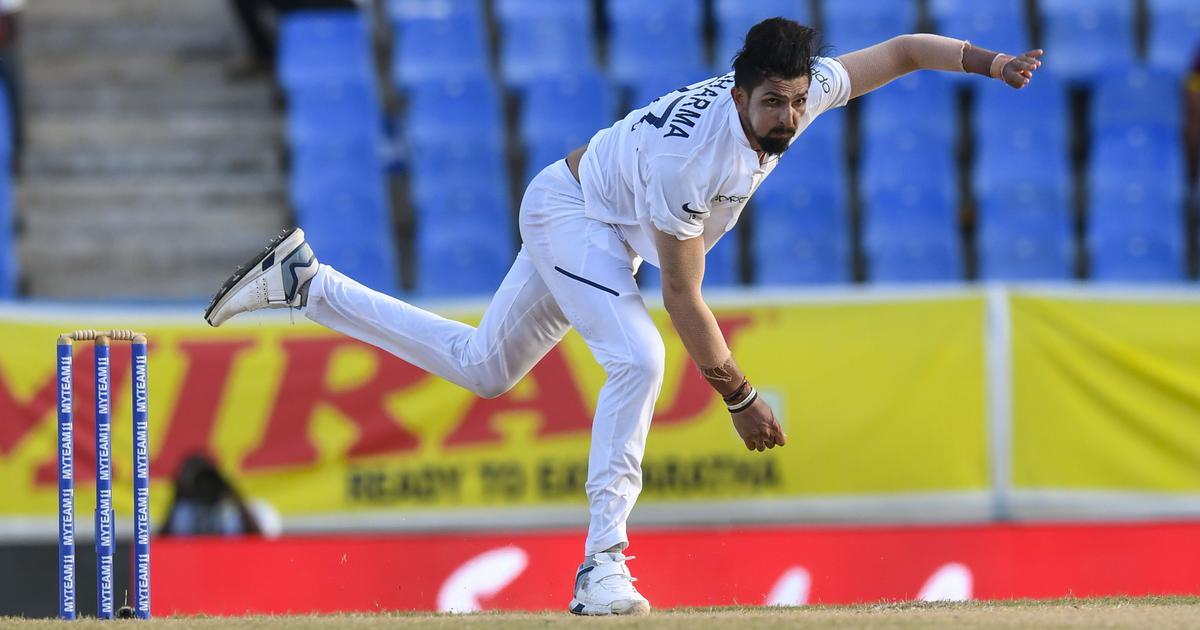 Enough about Jasprit Bumrah, how about some respect for Ishant Sharma too