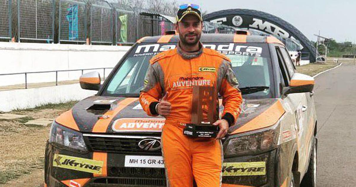 Rally champ Gaurav Gill hopes Arjuna award will help him transform India's motorsport ecosystem