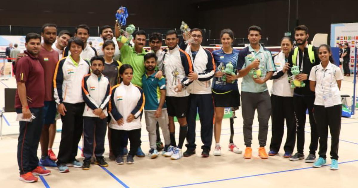 BWF Para Badminton World Championships: Pramod Bhagat bags double crown, first gold for Manasi Joshi