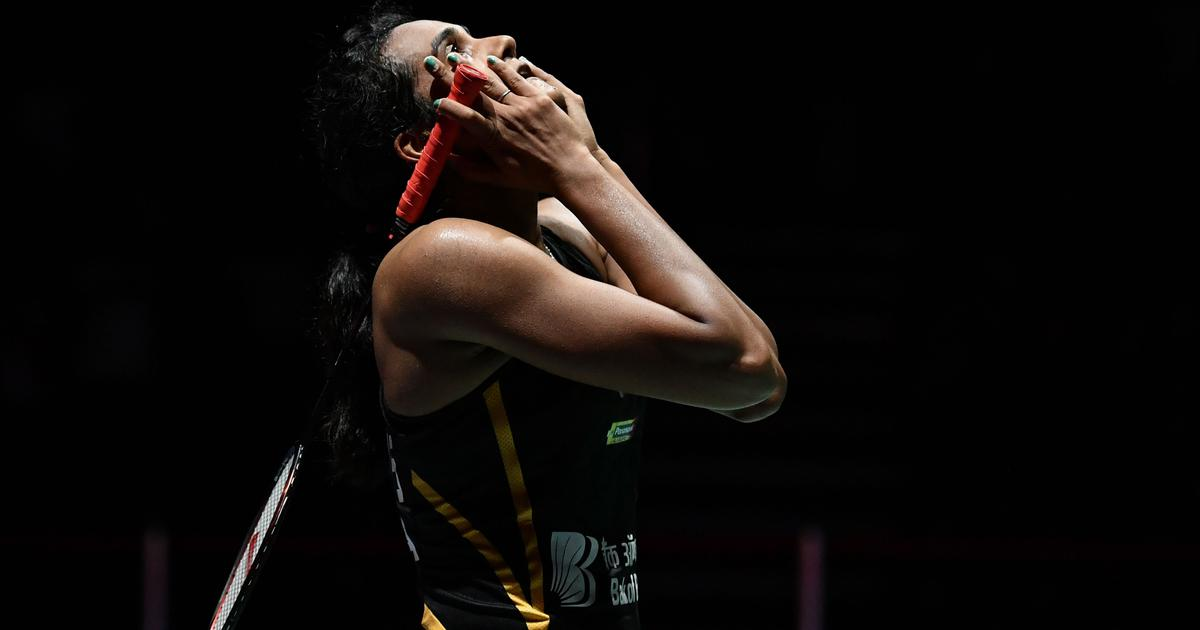 Guts, glory, gold: PV Sindhu's World C'ships triumph was inevitable, because she willed it to be