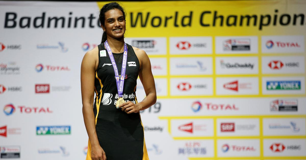 Answered people who questioned me with my racquet, says PV Sindhu after World Championships gold