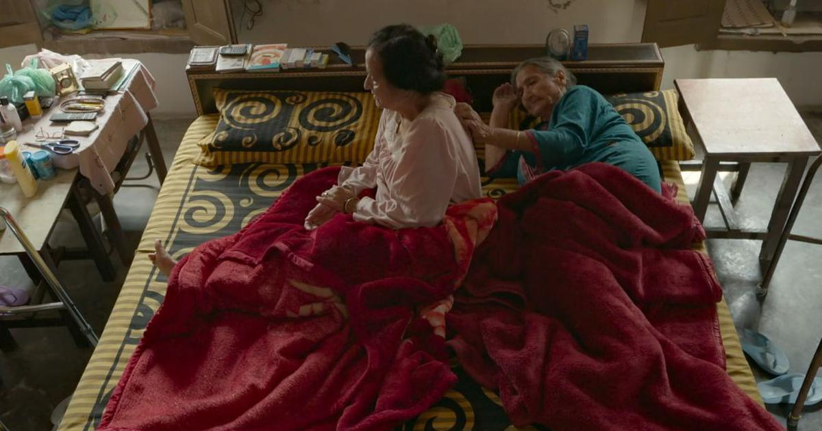 In Tanuja Chandra's film Aunty Sudha Aunty Radha, an unbreakable bond between two sisters