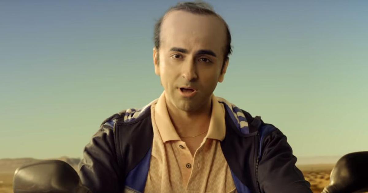 'Bala' teaser: A bald move by Ayushmann Khurrana
