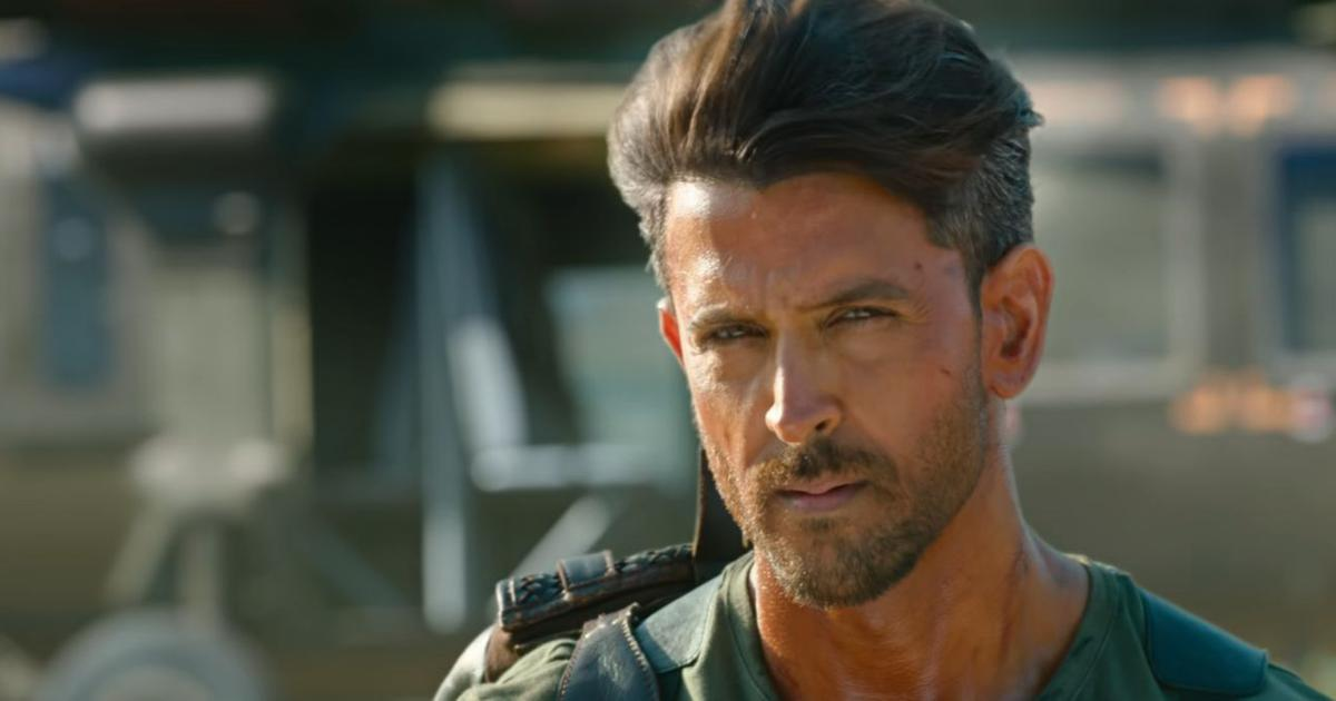 'War' trailer: Hrithik Roshan is a rogue agent hunted by Tiger Shroff