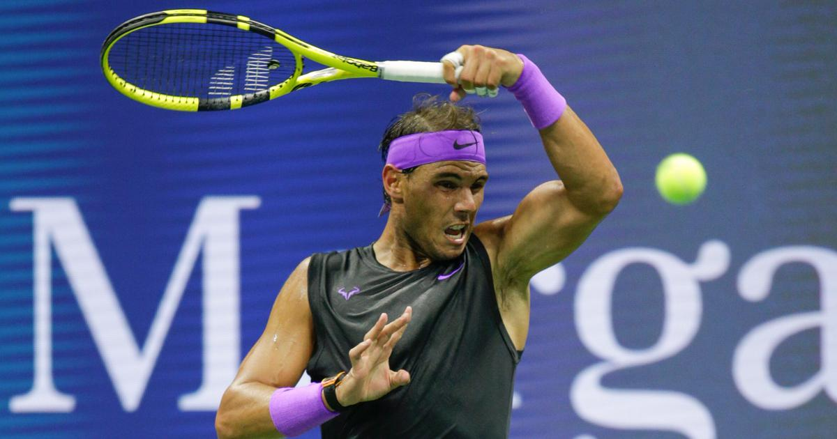 US Open, day 2 men's roundup: Nadal begins with easy win as four top-10 seeds exit in first round