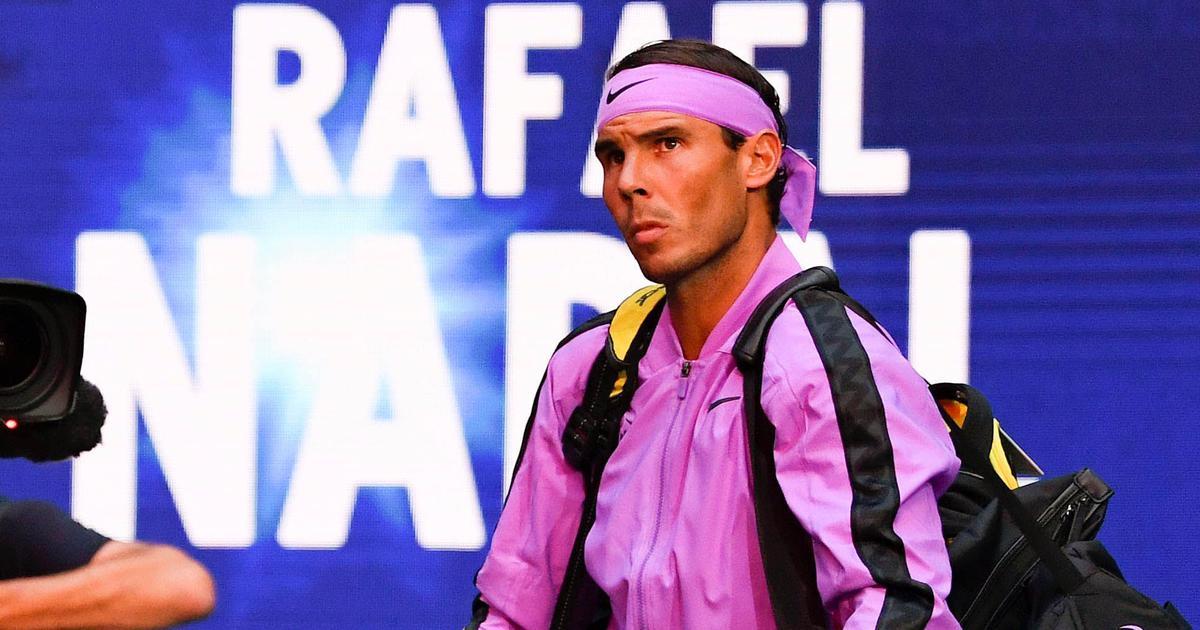 Rafael Nadal's late-season injury jinx strikes again as ATP Tour Finals and Davis Cup loom
