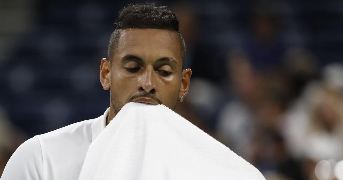 Facing a potential ban, Nick Kyrgios says he is tired of being on the road after US Open exit