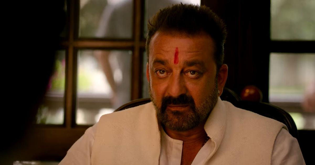 'Prassthanam' trailer: Sanjay Dutt production is about a power struggle in a family