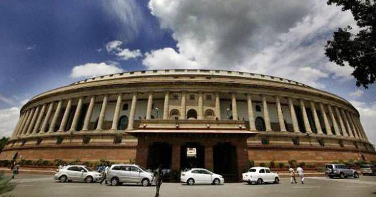Delhi: Man detained for trying to enter Parliament with a knife