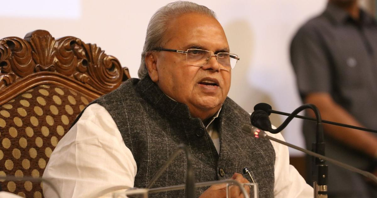 'People had false impression that Article 370 empowered them': J&K Governor Satya Pal Malik to HT