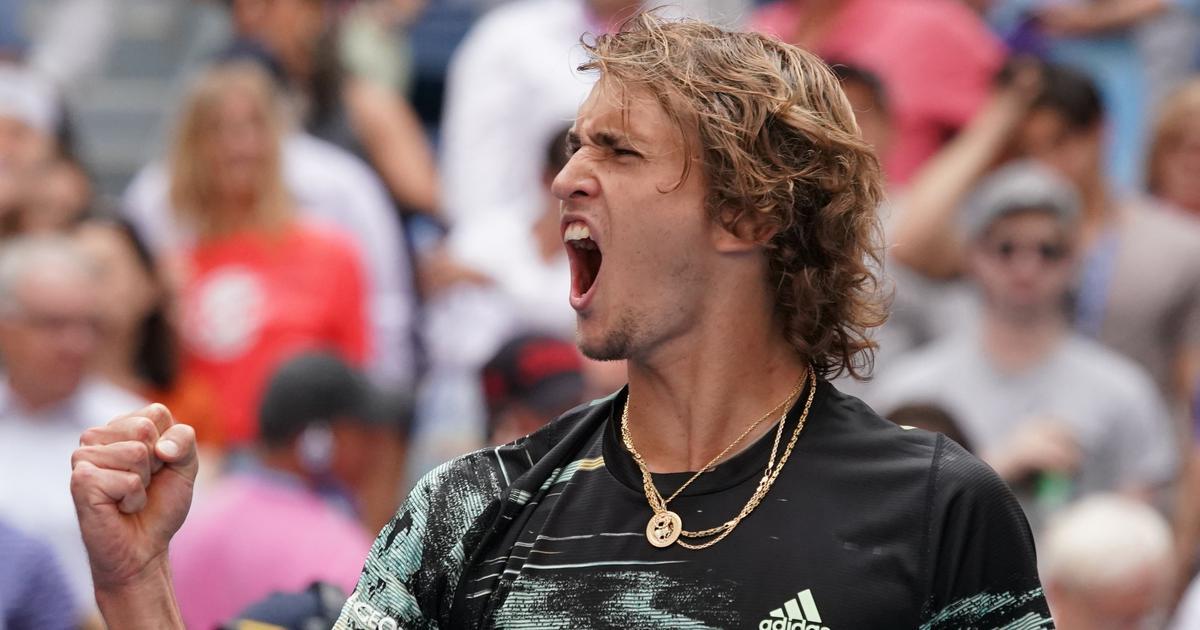 US Open: Five-set jokes apart, win over Tiafoe showed both sides of the Zverev roller coaster