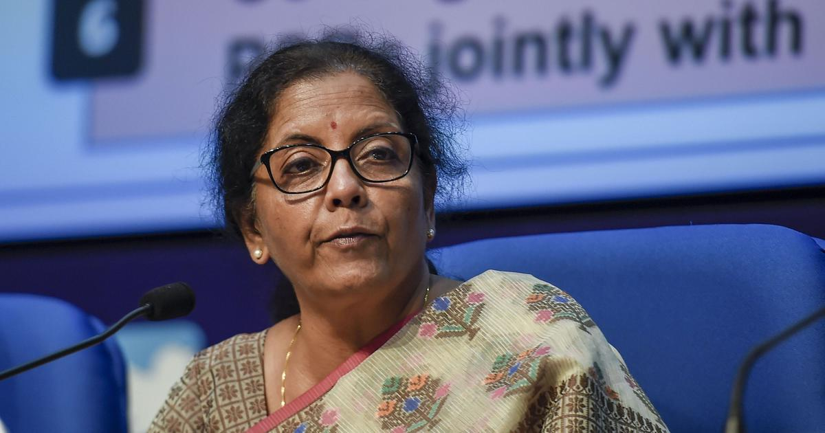 The big news: Nirmala Sitharaman dismisses any chance of a recession 'ever', and 9 other top stories