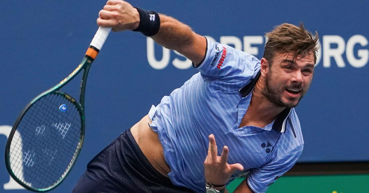 US Open: After knocking out Djokovic, Wawrinka 'excited' for quarter-final showdown with Medvedev