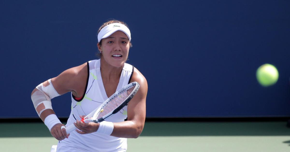 Winless in Slams before US Open, wildcard Kristie Ahn beats two Major winners to reach second week