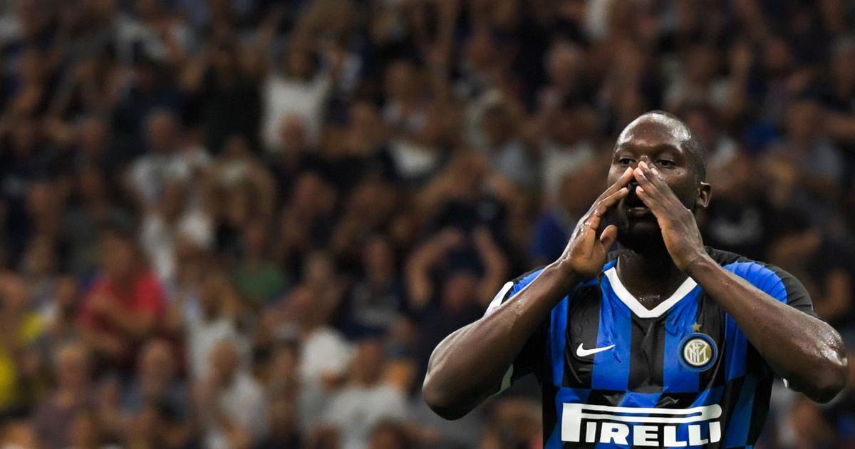 Serie A: Romelu Lukaku targeted by racist chants in Inter Milan's 2-1 win over Cagliari