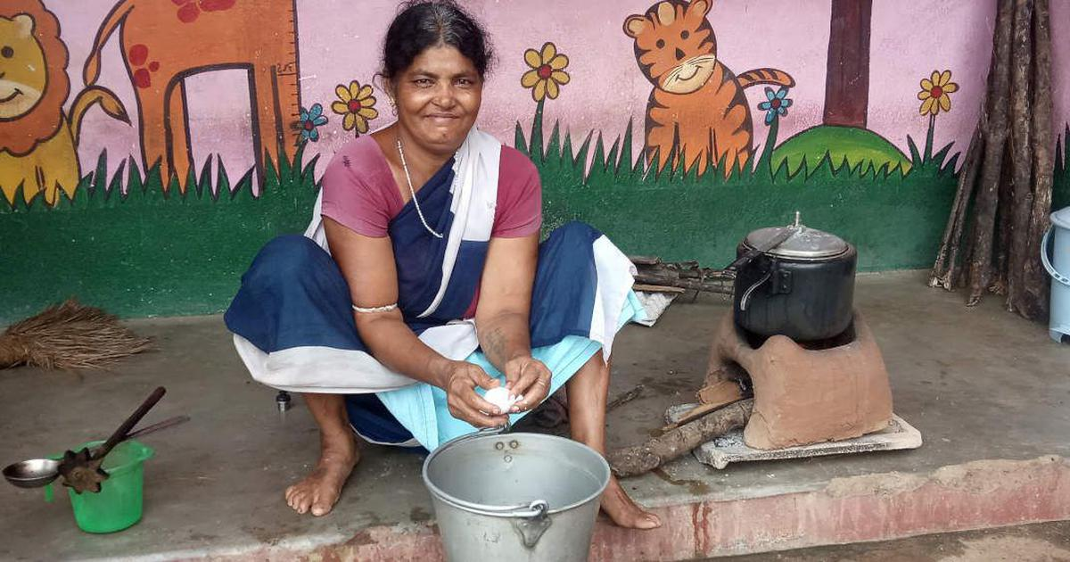 In India, eggs are abundant and cheap, but often don't reach those who need them most