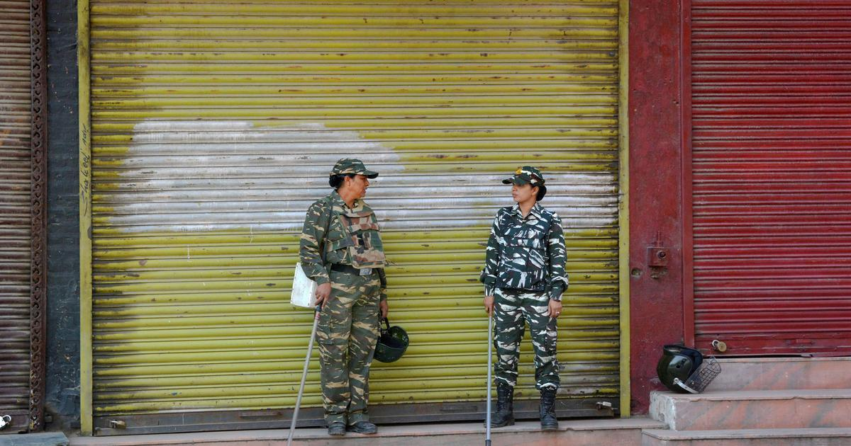 Jammu and Kashmir: Leaders' security deliberately downgraded, alleges Congress