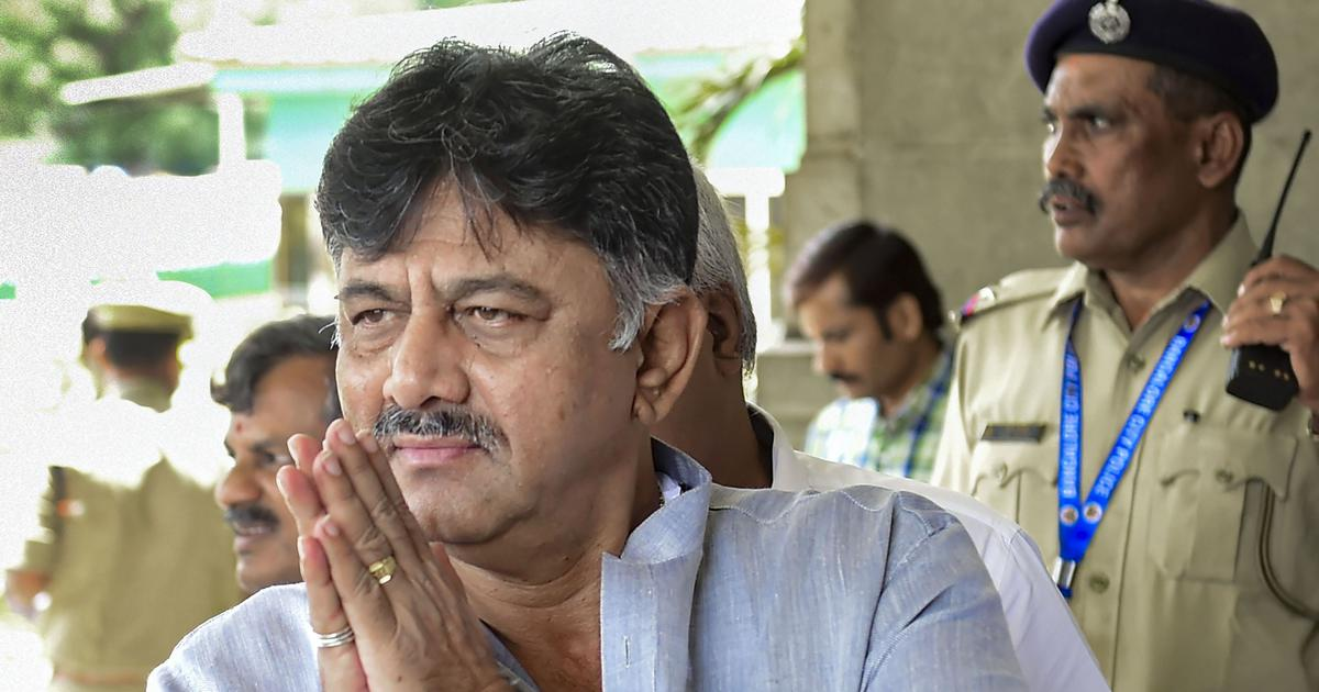 The big news: DK Shivakumar congratulates BJP after arrest by ED, and nine other top stories