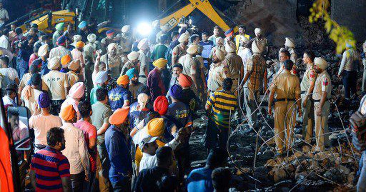 Batala explosion: Firecracker factory was running illegally, say police