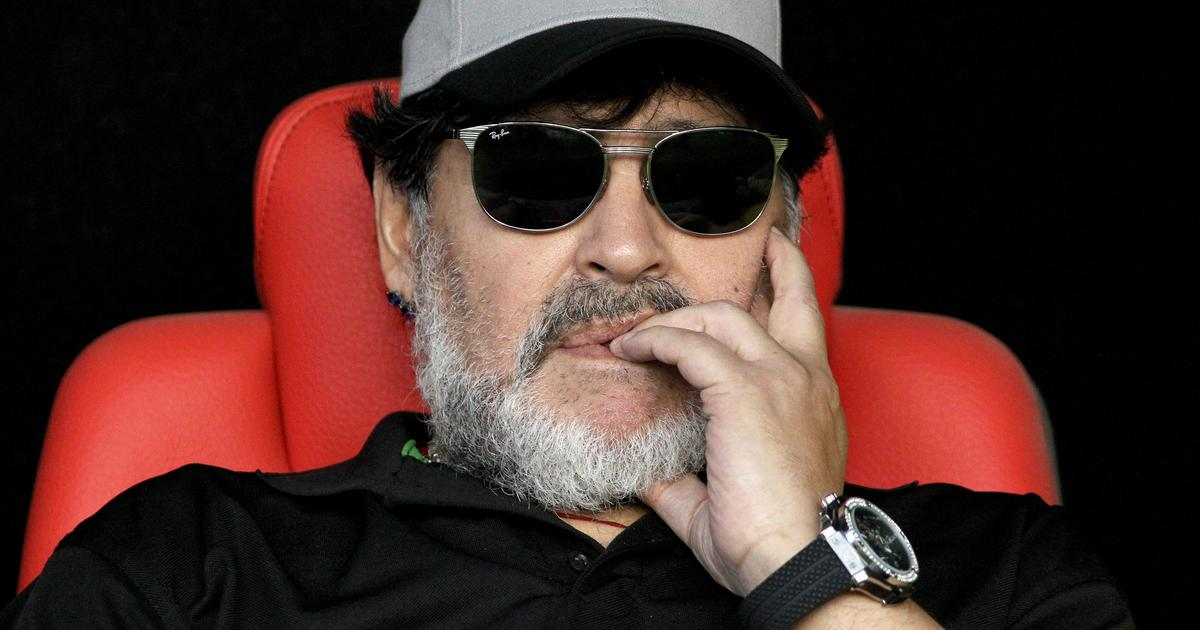 Football: Two days after resigning, Diego Maradona announces he'll return as coach of Argentine club