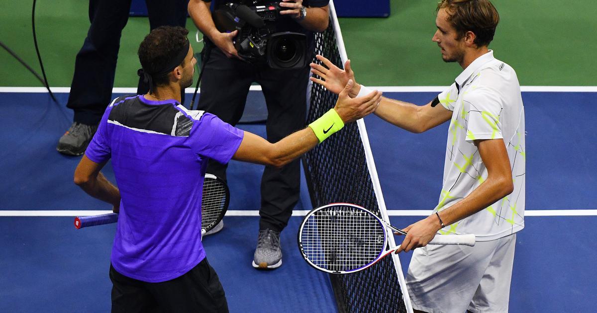 US Open 2019: Daniil Medvedev beats Grigor Dimitrov, advances to first Grand Slam final