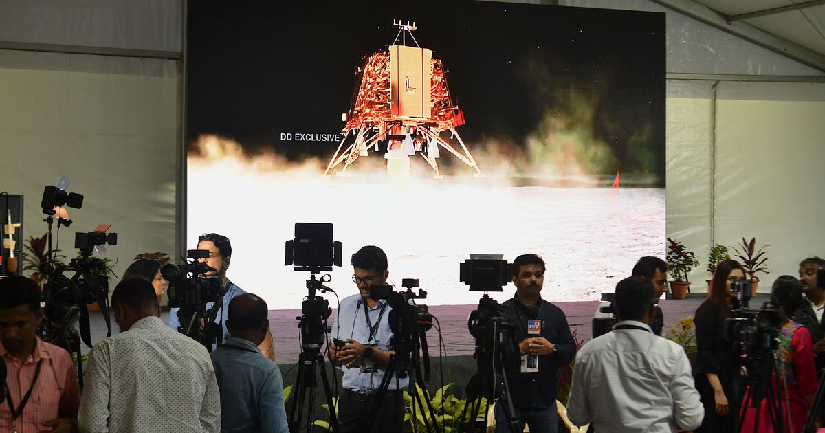 Chandrayaan-2: 'Space is hard, you have inspired us,' NASA tells ISRO