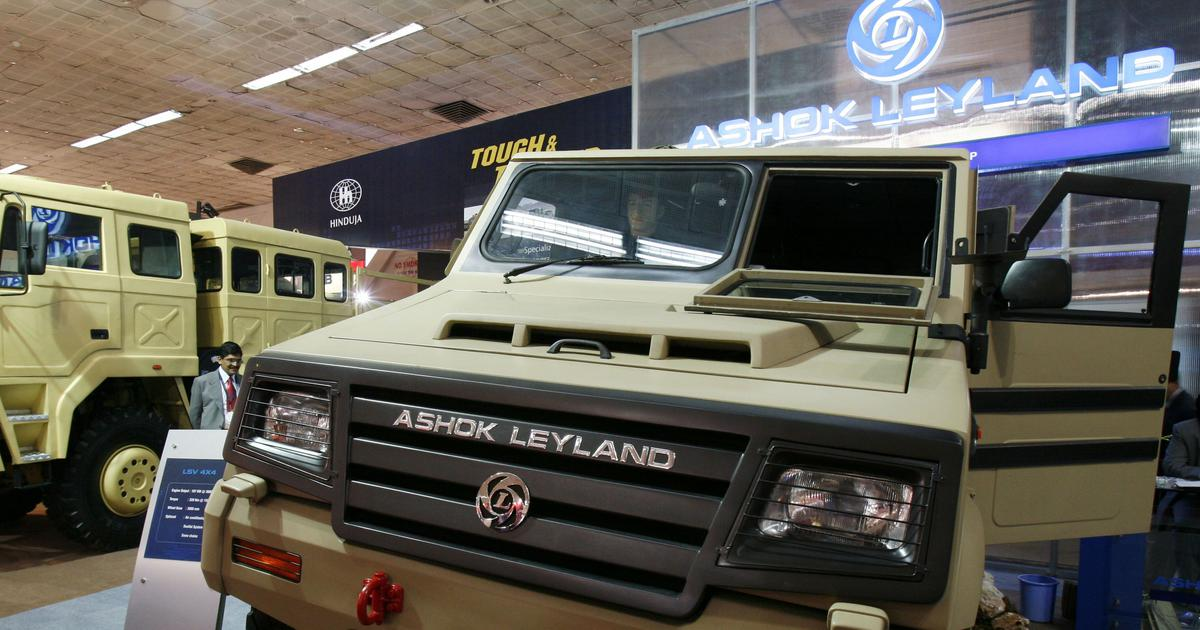 Ashok Leyland shuts seven facilities for up to 18 days this month due to poor demand
