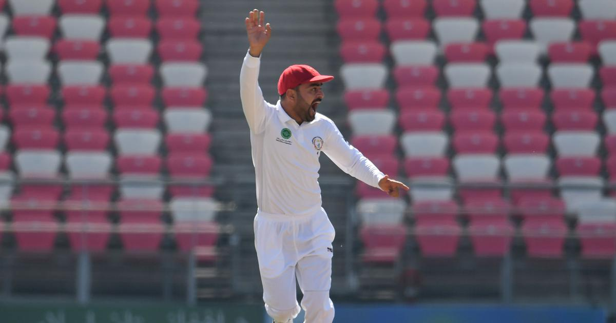 Rashid Khan takes 11 wickets as Afghanistan rout Bangladesh by 224 runs in one-off Test
