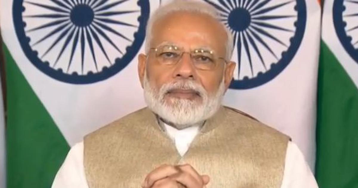 Modi says India, Nepal have close ties as he inaugurates Motihari-Amlekhgunj oil pipeline