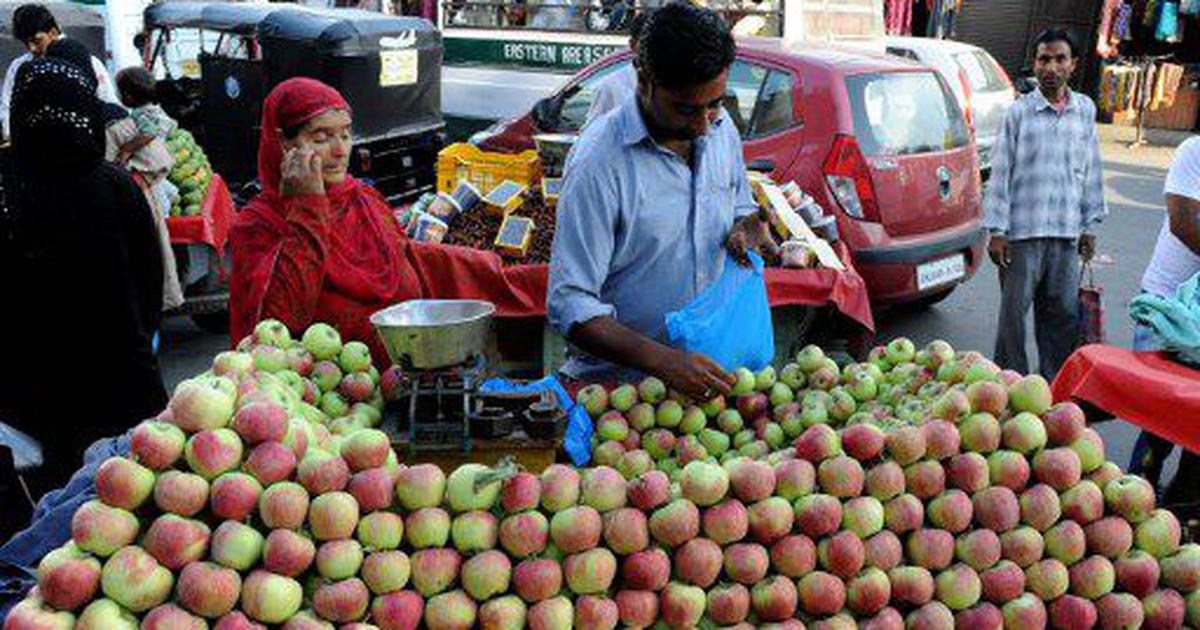 Jammu and Kashmir: Centre to buy apples directly from growers, transfer payment to bank accounts