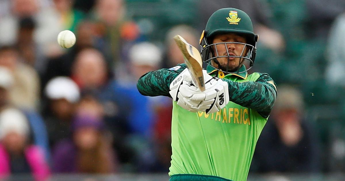 De Kock named captain for India series keeping T20 World Cup in mind, says SA team director