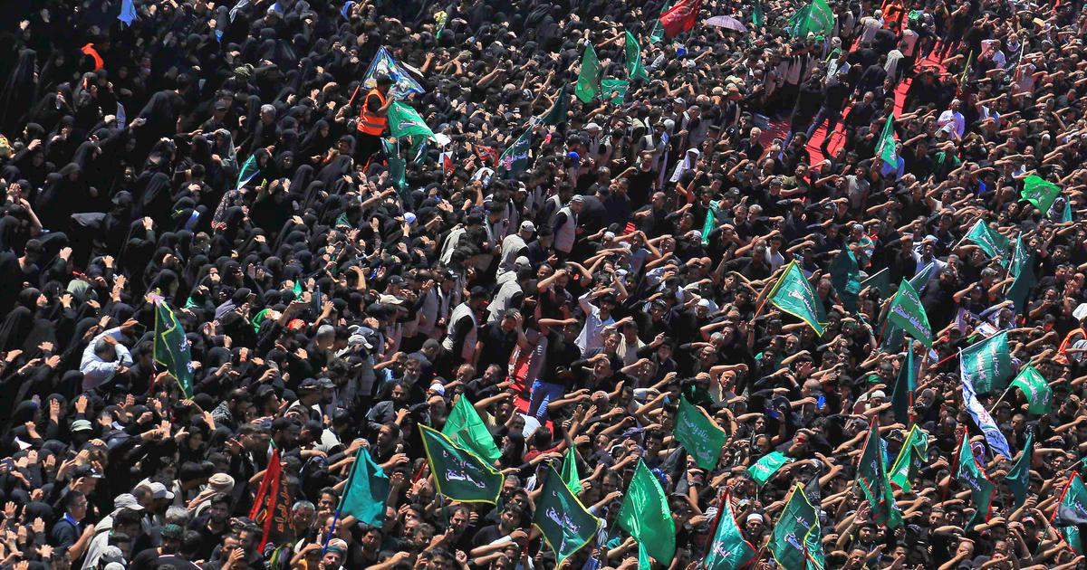 Iraq: At least 31 killed and hundreds injured in stampede at Shia shrine in Karbala