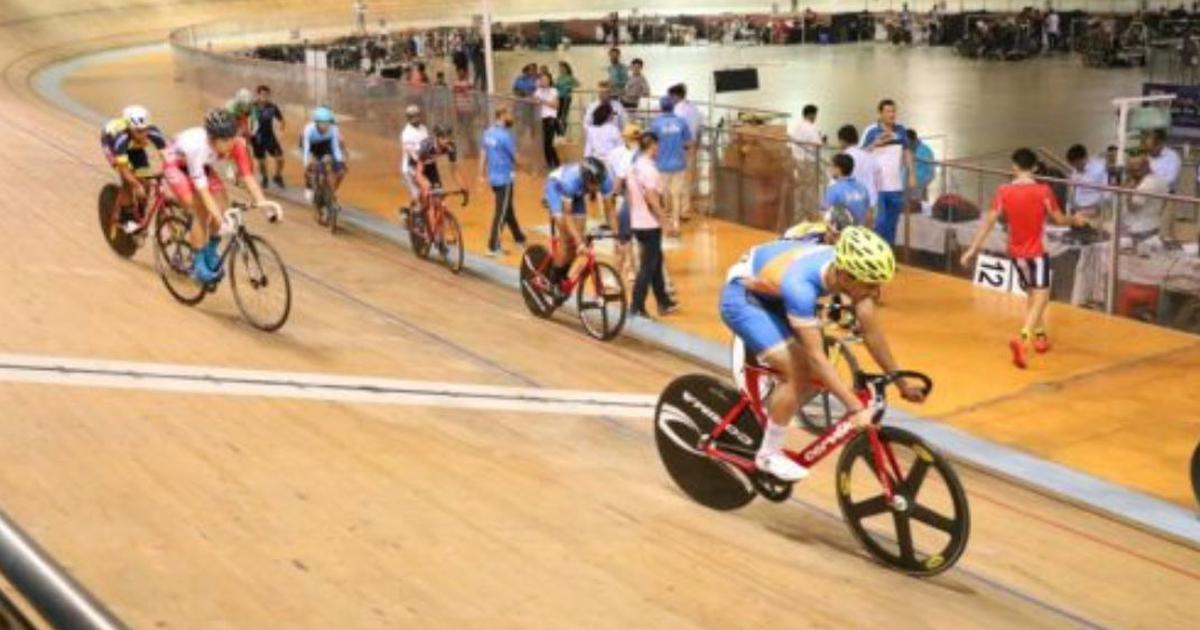 Track Asia Cup cycling: India's Ronaldo Laitonjam creates new continental junior record