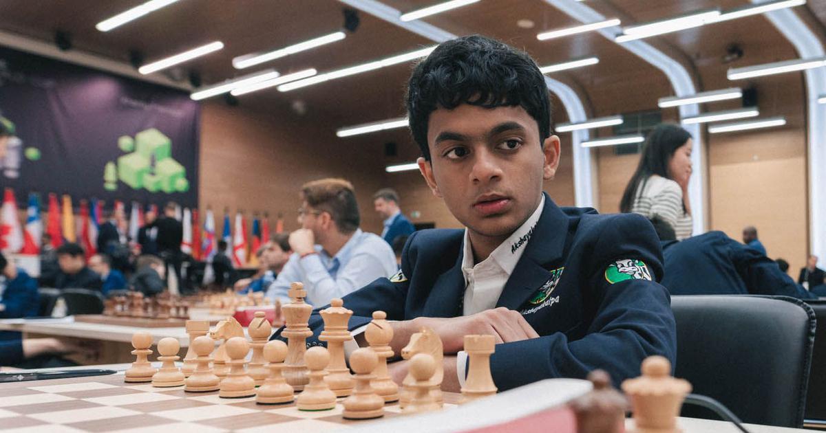 India at the Chess World Cup: 15-year-old Nihal Sarin, P Harikrishna, B Adhiban get winning starts