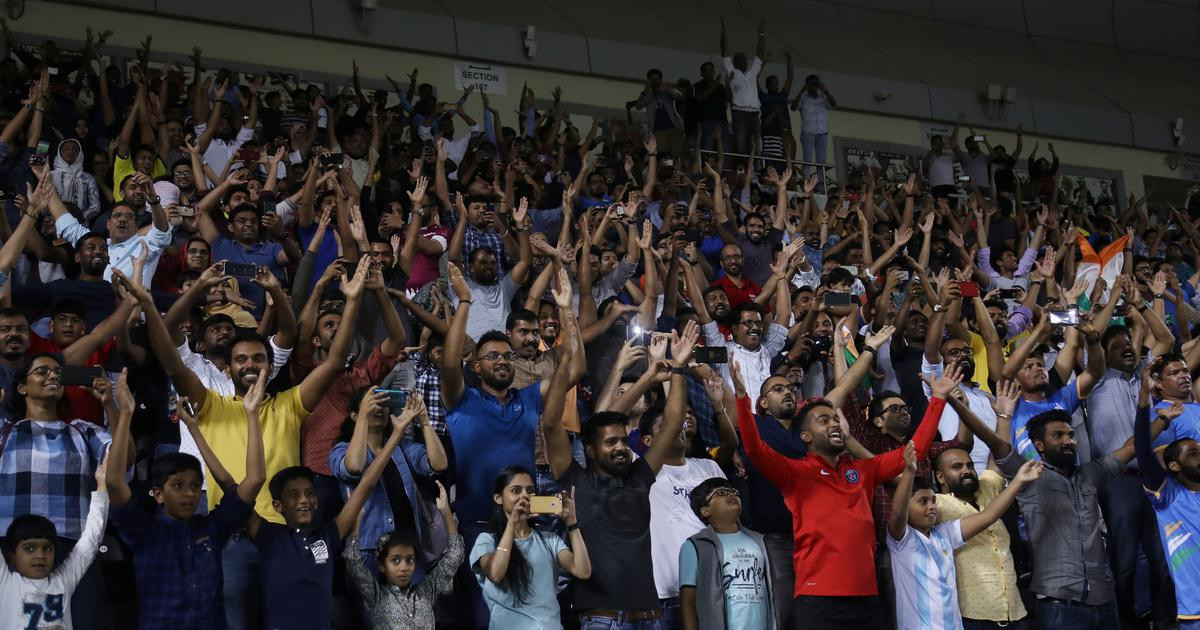 World Cup qualifiers: Indian fans were denied entry for Qatar game amid chaotic scenes in Doha