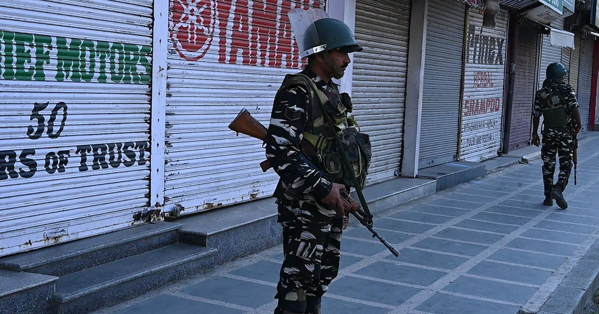 Jammu and Kashmir: Over 500 academics, scientists issue statement calling for end of curfew