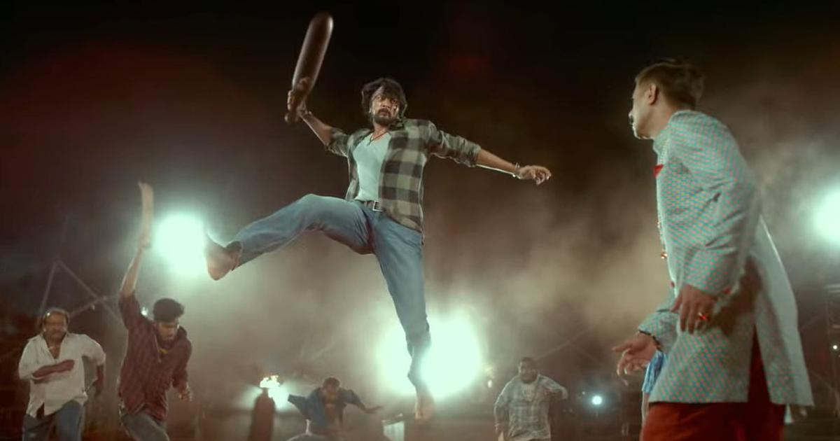 'Baadshah Pehlwaan' movie review: Sudeep's moves are no match for the scripting contortions